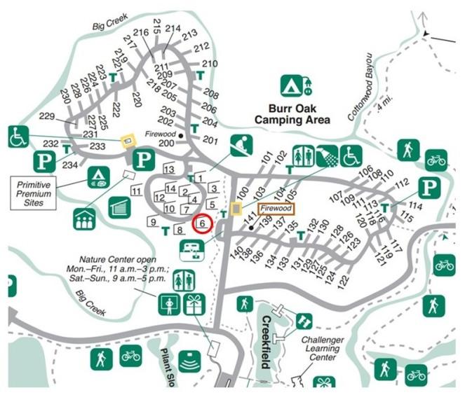 BBSP Map